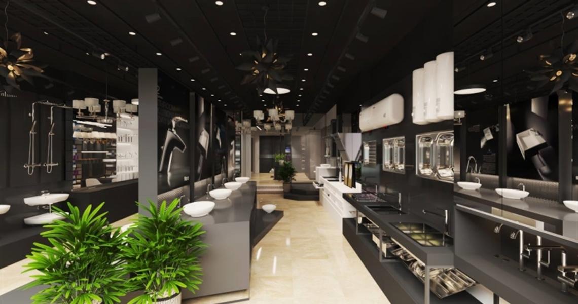 10 xu hướng thiết kế showroom năm 2019