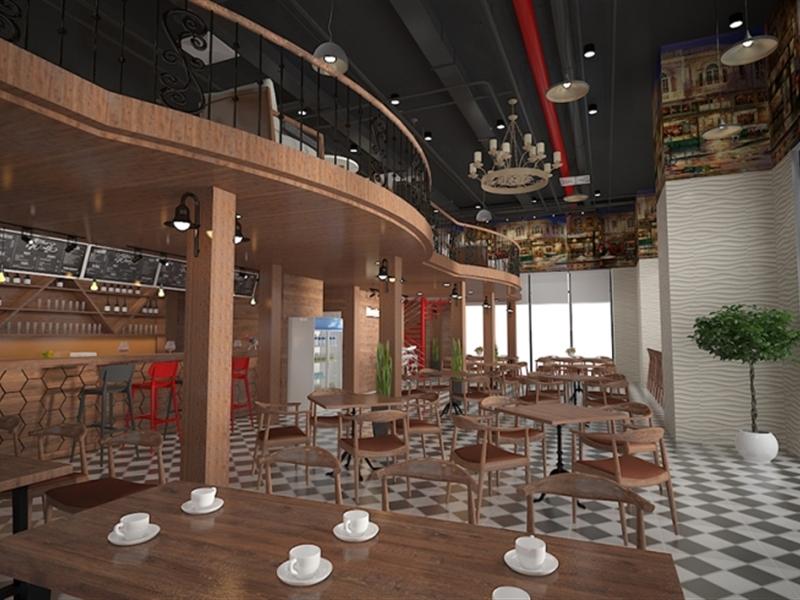 Phong cách thiết kế nội thất quán cà phê phổ biến trên thế giới